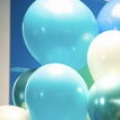 balloons close up. decorative